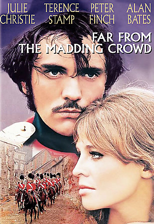 FAR FROM THE MADDING CROWD BY CHRISTIE,JULIE (DVD)